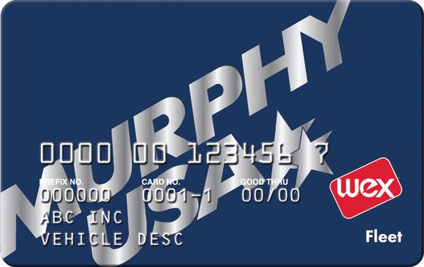 Murphy USA Fleet Card